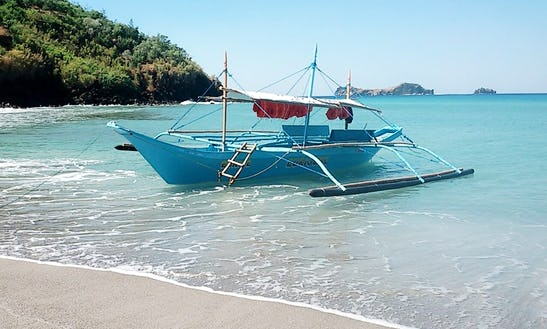 Charter A Banca Boat In San Antonio, Central Luzon