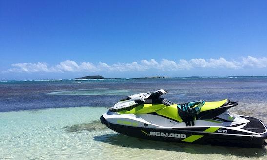 Jet Ski Tour In Fajardo, Puerto Rico