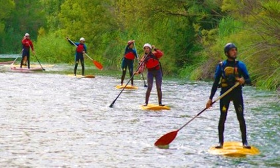 Rent A Stand Up Paddleboard In Bagni Di Lucca, Tuscany