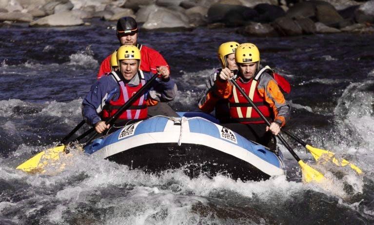 Rafting Trips in Bagni di Lucca, Tuscany
