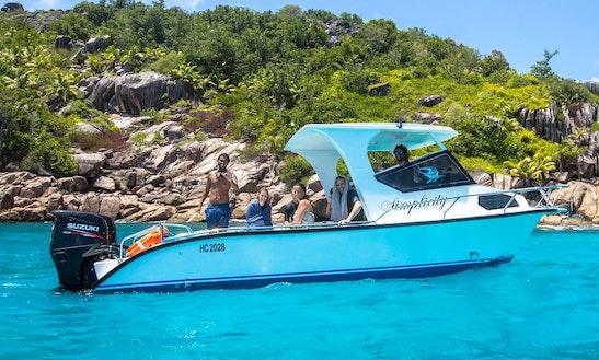 Charter A Cuddy Cabin In Victoria, Seychelles