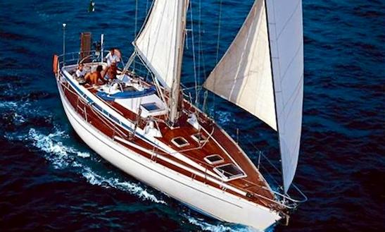 Charter 46' Soleado Gran Soleil Cruising Monohull In Rosignano Solvay-castiglioncello, Italy