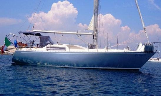 Charter 41' Charlotte Ferretti Altura Cruising Monohull In Rosignano Solvay-castiglioncello, Italy