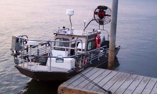 Enjoy Fishing In Jacksonville, Florida With Captain Mac