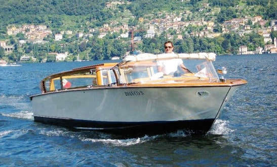 Passenger Boat Rental In Lombardia, Italy