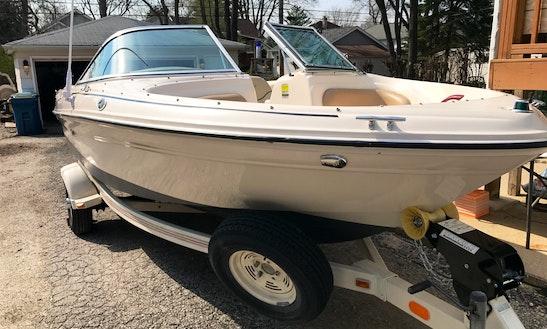Chain O Lakes Boat Rental - Sea Ray 180 Bow Rider  - Perfect For Pleasure Riding, Sightseeing, Sandbar Fun, And Adult Partying/bar Crawling.