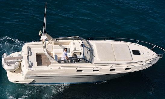 Charter 39' Fiart Motor Yacht In Minori, Italy
