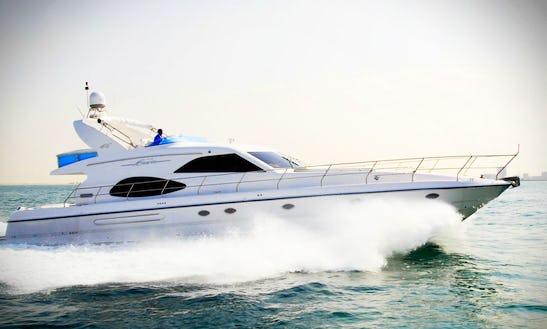 Charter 72' As Marine Power Mega Yacht In Minori, Italy
