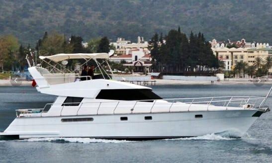 Charter 52' Power Mega Yacht In Göynük Belediyesi, Antalya