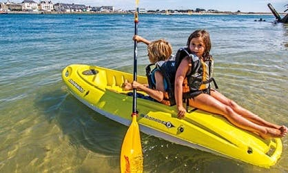 Kayak for rent in Constanța - we transport kayaks anywhere you need