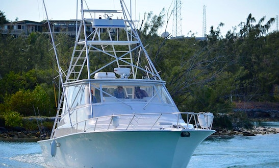 Caicos Islands Fishing Charter On 48ft