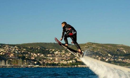 Enjoy Hoverboarding In Marigot, Saint Martin