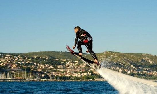 Enjoy Hoverboarding In Marigot, Saint Martin