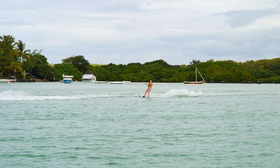 Enjoy Water Skiing In Grand Port, Mauritius