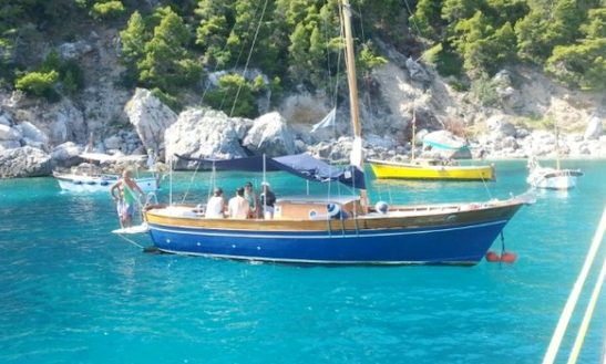 Enjoy Naples Bay On Captained Charter Sailing Yacht
