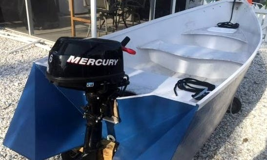 Rent The 13ft Tango Boat In Matlacha, Florida