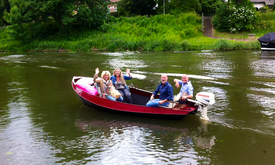 Rent Lifeboat Dinghy In Beesd, Gelderland