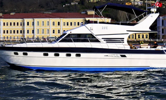 Zoe Yacht - Motor Yacht Rental In Istanbul