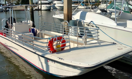 27' Center Console Charter In Charleston, South Carolina