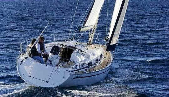 Charter 34' Bavaria Cruiser Cruising Monohull In Muğla, Turkey