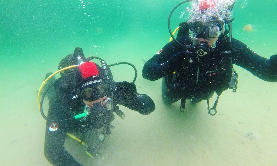 Enjoy Diving Trips and Courses in Randers, Denmark