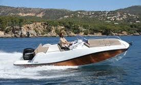 22ft Center Console V2 7.0 Boat Rental In Port D´Alcudia, Spain