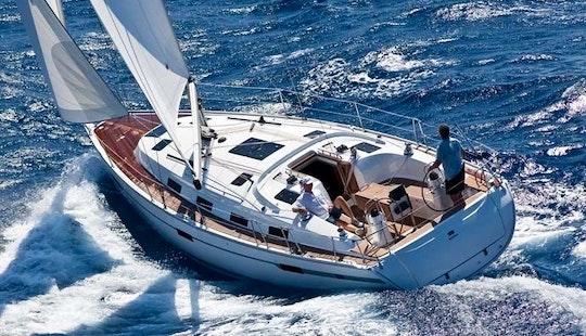 Charter 40' Bavaria Cruiser Cruising Monohull In Muğla, Turkey