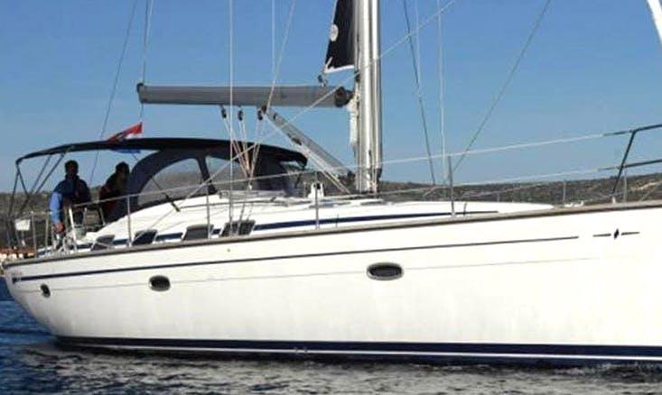 Charter 46' Bavaria Cruiser Cruising Monohull in Muğla, Turkey