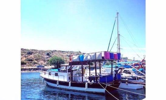 Charter Motor Yacht Likya I In Muğla, Turkey