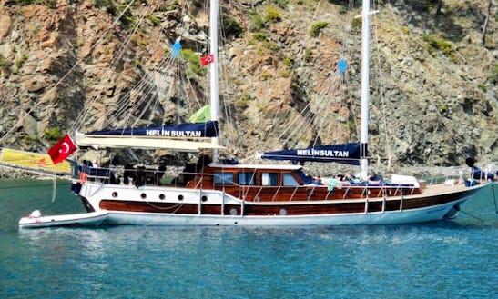 Charter 79' Helin Sultan Gulet In Muğla, Turkey