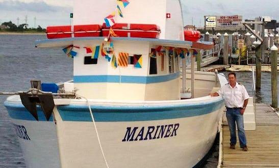 Enjoy Atlantic Highlands' Classic Wooden Cruising Charter