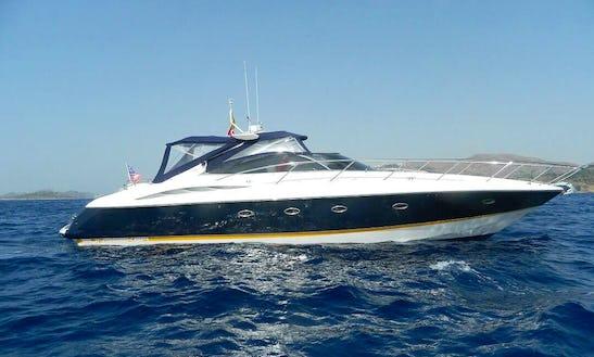 Charter 51' Sunseeker Camargue 5 Power Mega Yacht In Mugla, Turkey