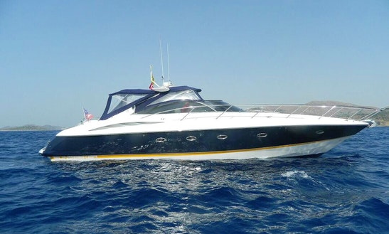 Charter 51' Sunseeker Camargue 5 Power Mega Yacht In Mugla, Turkey