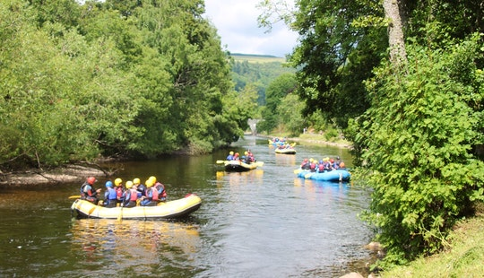 Two Rivers Day - River Tay And River Tummel