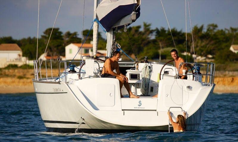 Charter 51' Cyclades Tequila Cruising Monohull in Muğla, Turkey