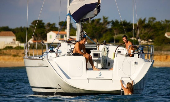 Charter 51' Cyclades Tequila Cruising Monohull In Muğla, Turkey