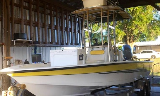 Tampa Bay Guided Fishing Trip With Captain Chet