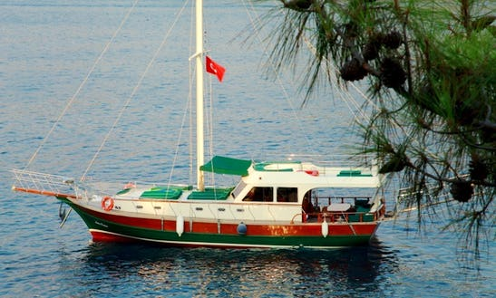 Gulet Rental In Fethiye, Muğla, Turkey     (e Petekkaya ) Ask For Available Dates