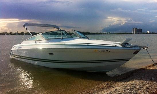 30' Formula 280 Ss Power Boat Rental In Miami Beach, Florida