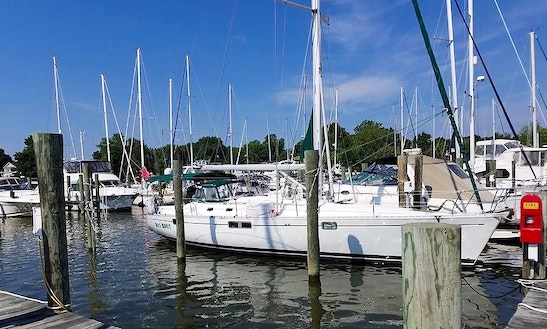 Charter The Beneteau Oceanis 440 Sailing Yacht In Tracys Landing