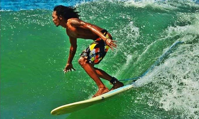Enjoy Surf Charter in San Antonio, Zambales