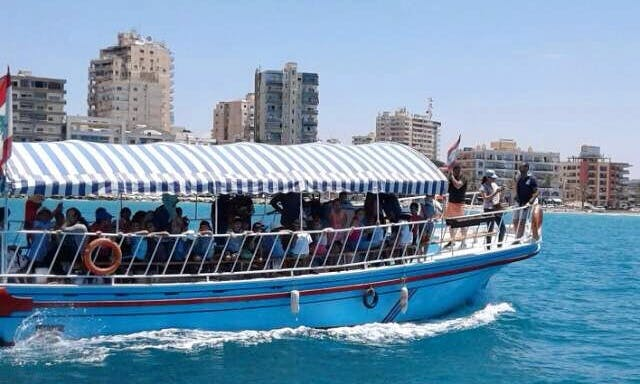 Charter a Motor Yacht in Tyre, Lebanon