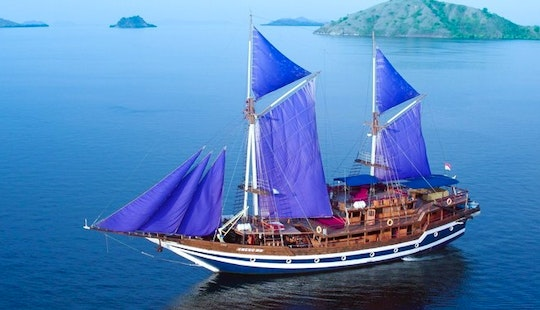 Komodo Diving Liveaboard Cruises On