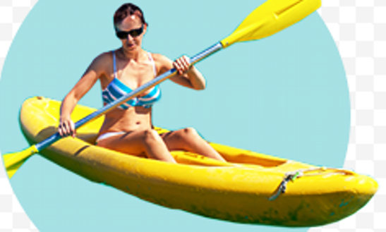 Kayak Rental In Orange Beach, Alabama