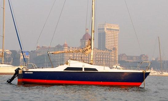 Rent 25' Maxi Cruising Monohull In Mumbai, Maharashtra