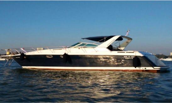 Charter A Motor Yacht In Mumbai, Maharashtra For 15 Pax