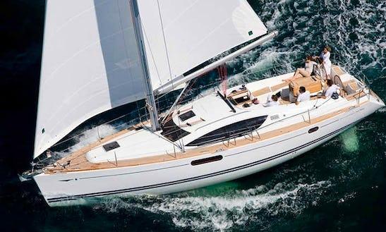 Charter 45' Sun Odyssey Cruising Monohull In Mumbai, Maharashtra