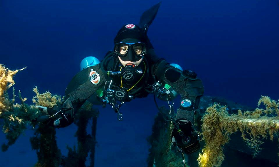 Enjoy Diving Courses and Trips in Bugibba, Malta