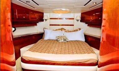 Charter 50' Power Mega Yacht in Dubai, United Arab Emirates