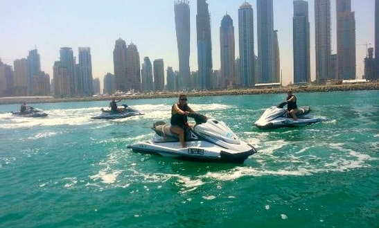 Ride The Wake In Dubai!